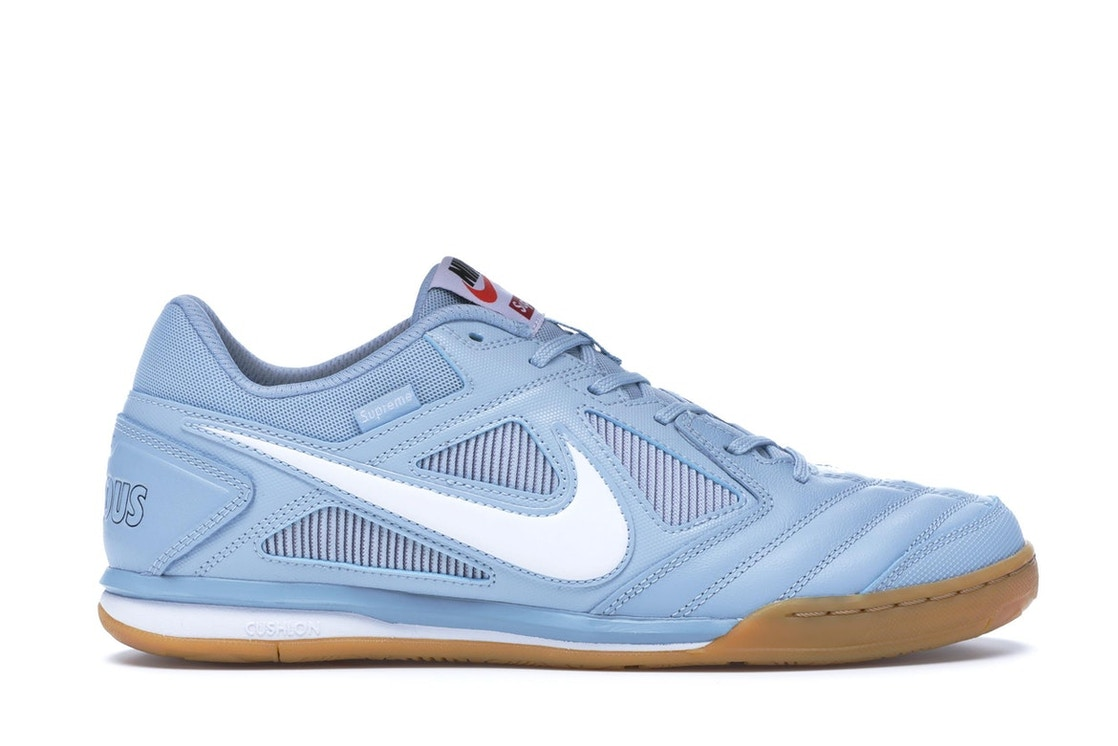 size 40 c044e 49bc7 Sell. or Ask. Size  10.5. View All Bids. Nike SB Gato Supreme Light Armory  Blue