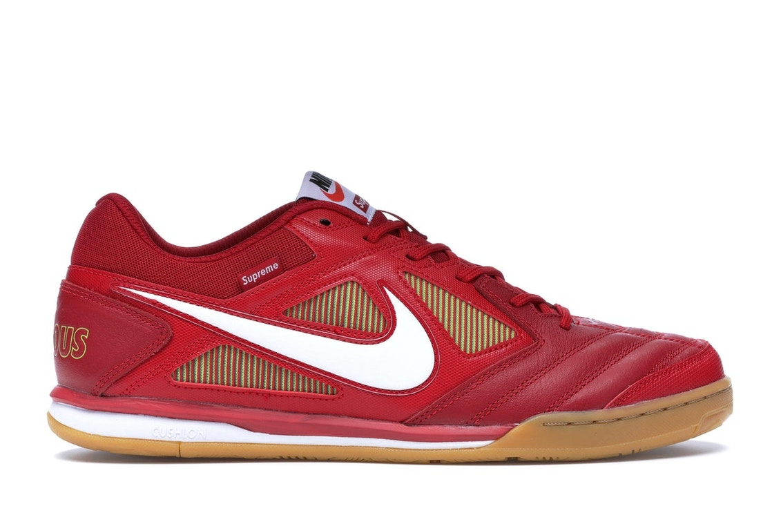 be796619a852 Nike SB Gato Supreme Red - AR9821-600