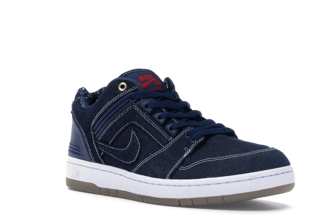 reputable site c3fb0 71691 Nike SB Air Force 2 Low Rivals Pack (West) - AO0298-441