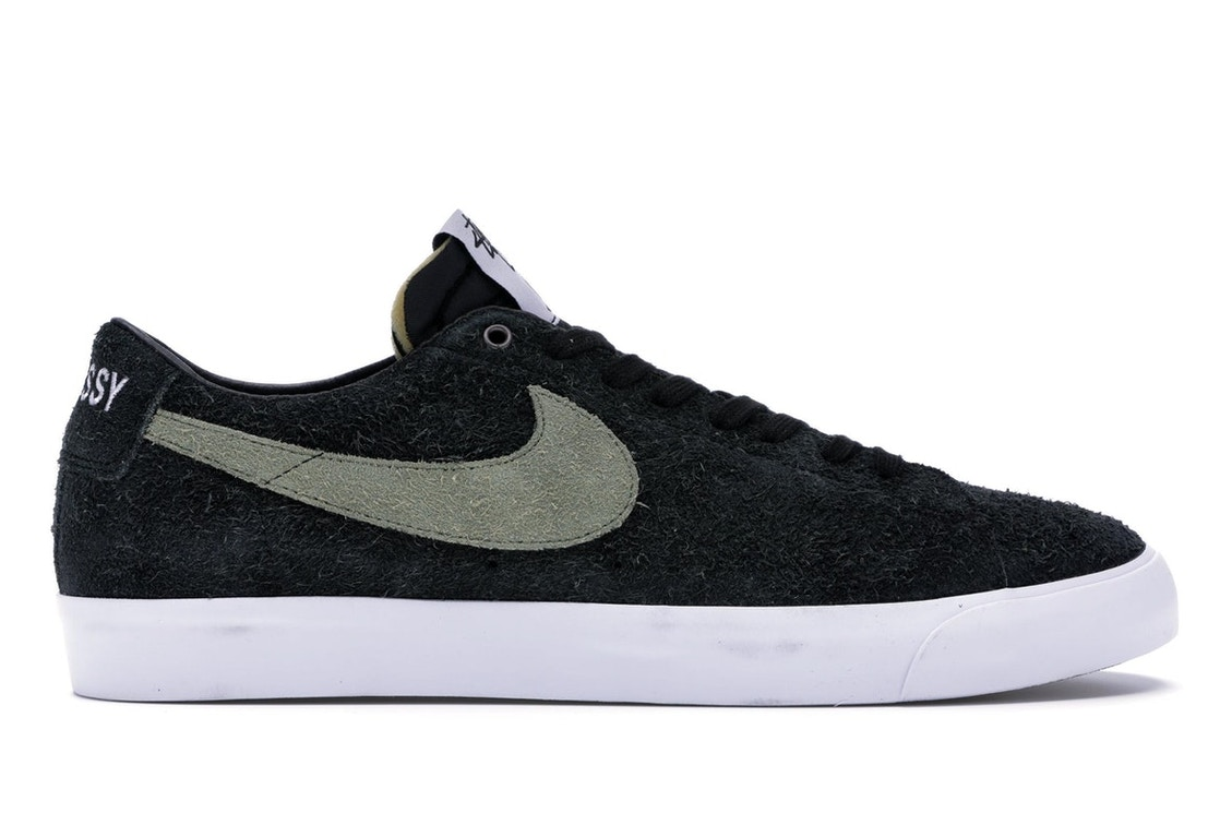 lowest price f4cbc a626f Nike SB Zoom Blazer Low Stussy