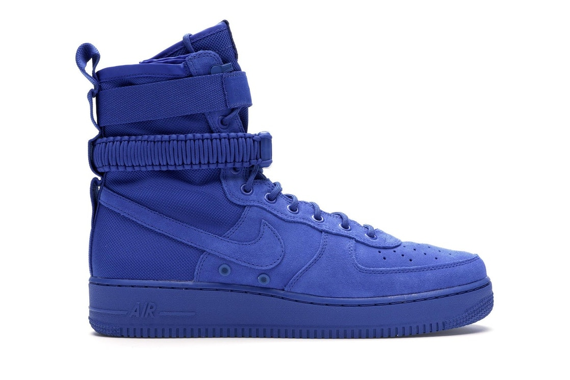 detailed look 44729 40de4 Sell. or Ask. Size 7. View All Bids. SF Air Force 1 High Game Royal