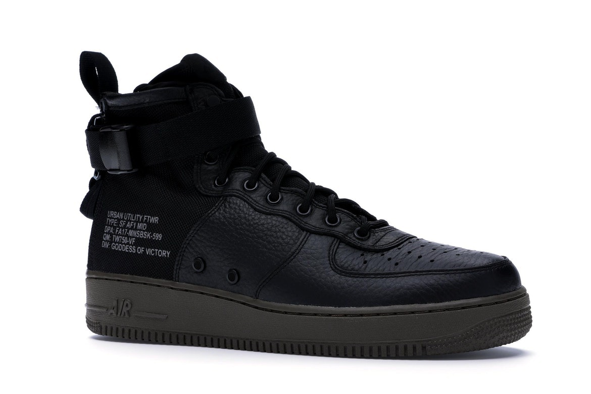 air force 1 mid 17
