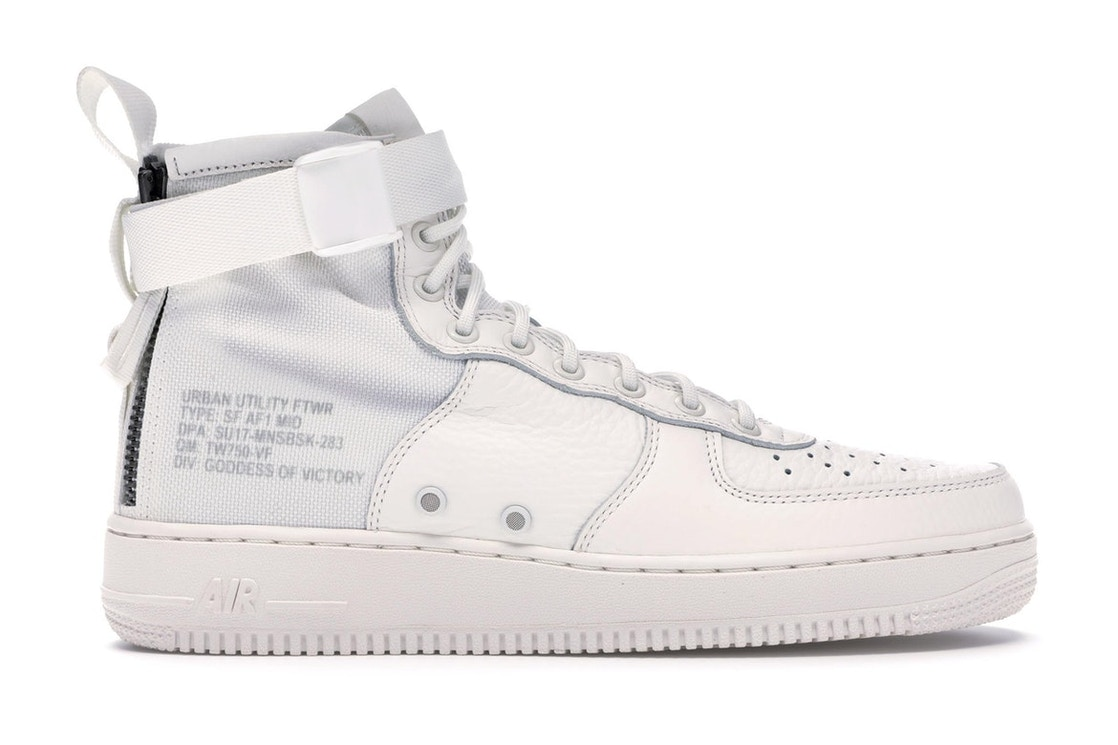 Sell. or Ask. Size  7.5. View All Bids. SF Air Force 1 Mid Triple Ivory 7c336e49ed56