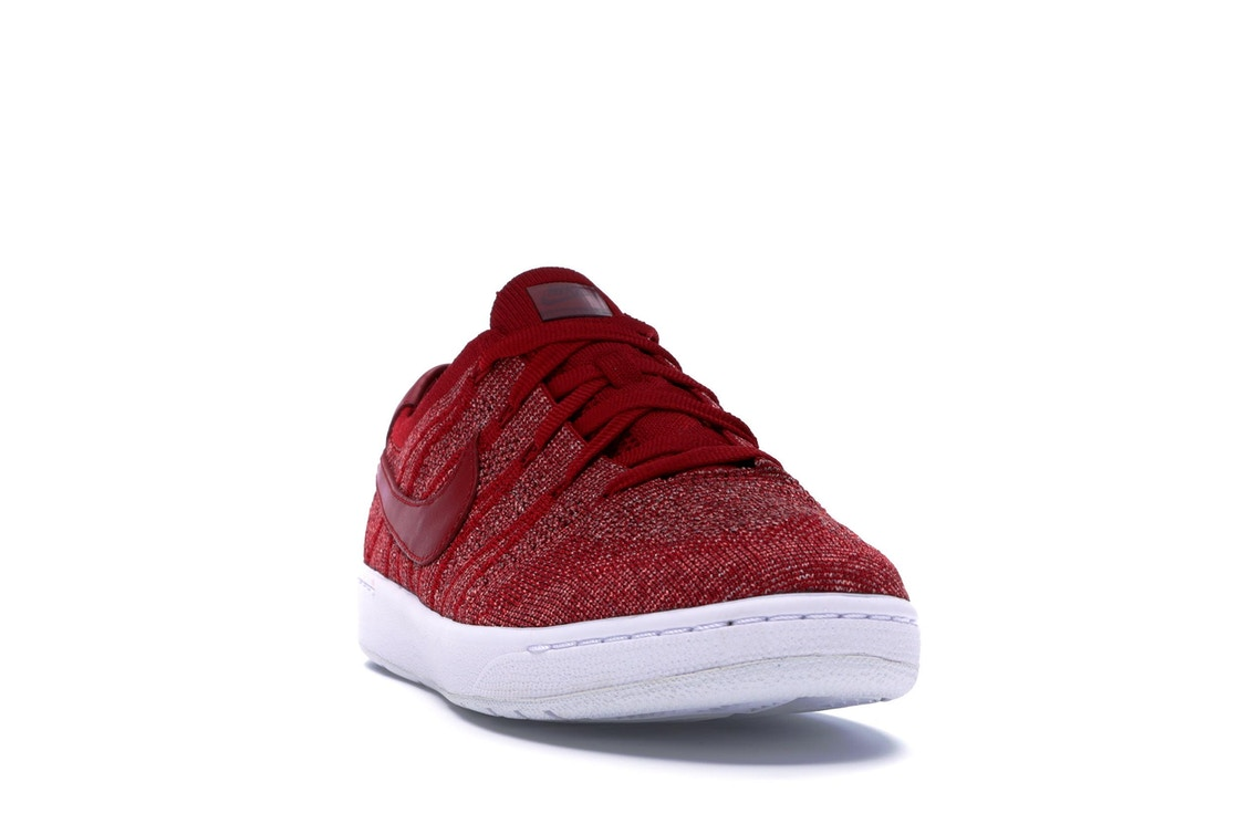 reputable site 08a03 f52dc Nike Tennis Classic Ultra Flyknit Gym Red - 830704-600