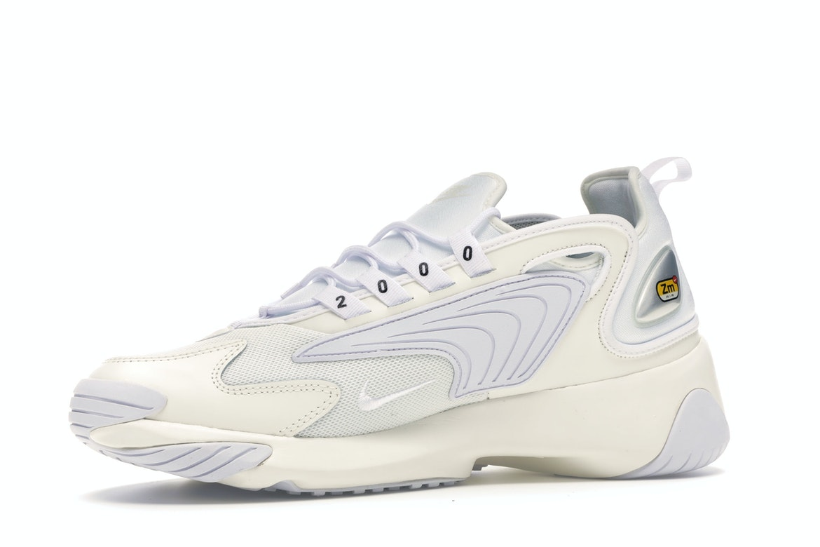 Nike Zoom 2K Sail White Black - AO0269-100