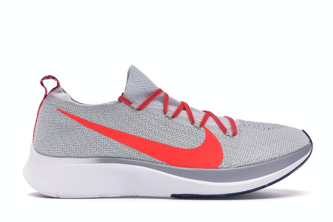63643a0ce Sell. or Ask. Size: 14. View All Bids. Nike Zoom Fly Flyknit Pure Platinum  Bright Crimson