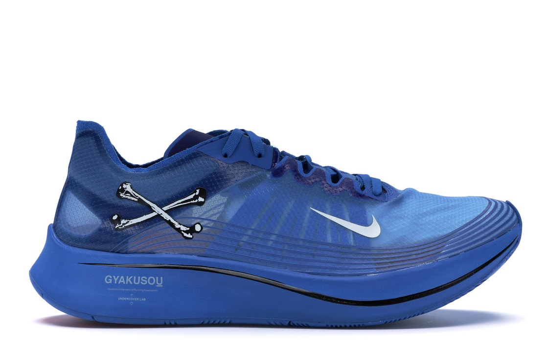 6c57919c0877 Sell. or Ask. Size  11. View All Bids. Nike Zoom Fly Undercover Gyakusou  Blue