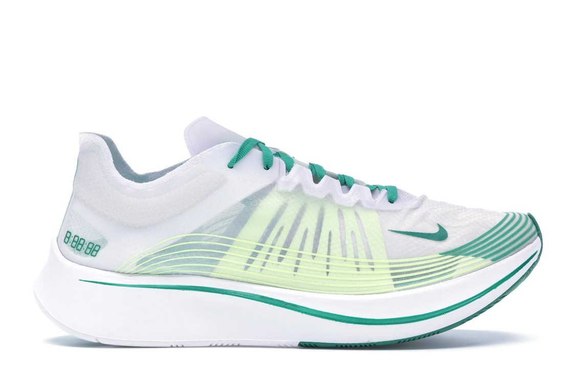 f39d7cbca9a03 Sell. or Ask. Size  10. View All Bids. Nike Zoom Fly White Lucid Green