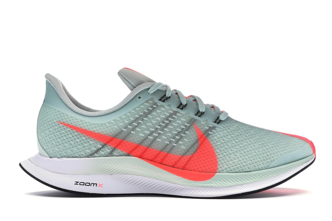 the latest 54a5d 90a9d Nike Zoom Pegasus 35 Turbo Wolf Grey Hot Punch - AJ4114-060