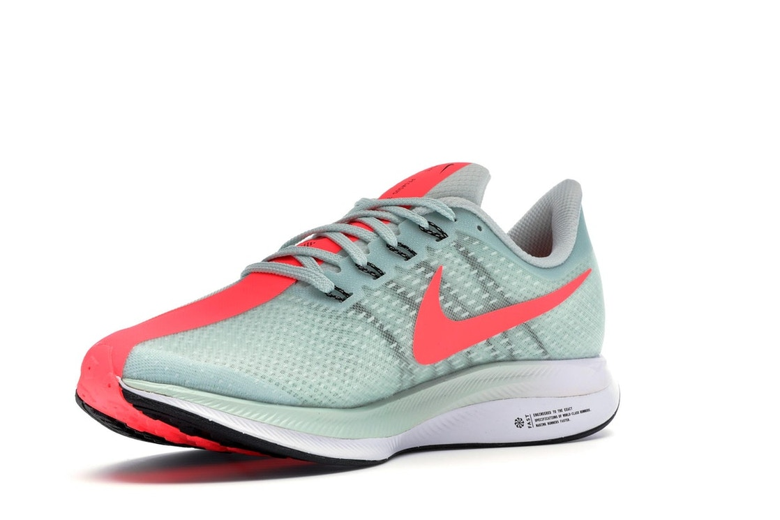 e7eb506ac2f11 Nike Zoom Pegasus 35 Turbo Wolf Grey Hot Punch - AJ4114-060