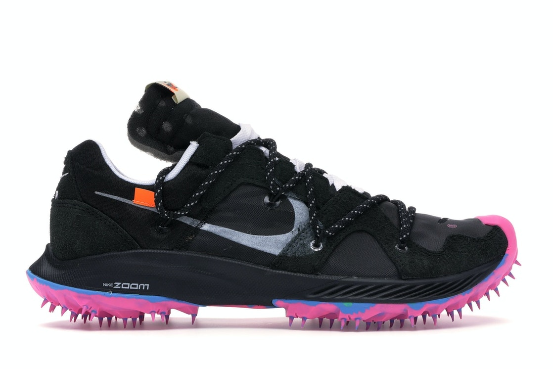 buy popular f8309 325e4 Nike Zoom Terra Kiger 5 Off-White Black (W)