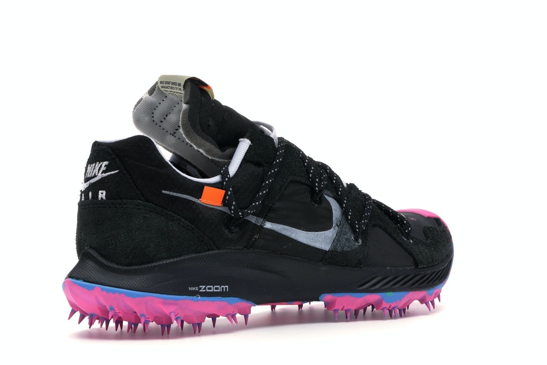 acheter populaire 67a7d a0620 Nike Zoom Terra Kiger 5 Off-White Black (W)
