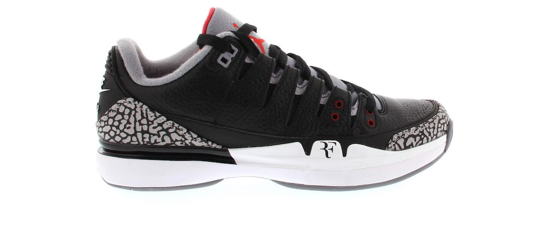 889b87ab3cb17 Sell. or Ask. Size  14. View All Bids. Nike Zoom Vapor AJ3 Black Cement