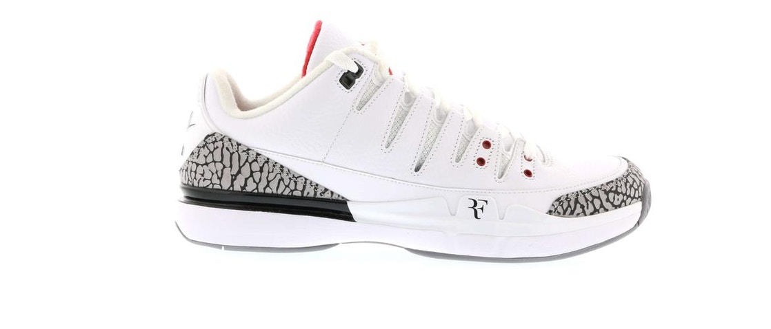 2052791d Sell. or Ask. Size: 12. View All Bids. Nike Zoom Vapor AJ3 White Cement