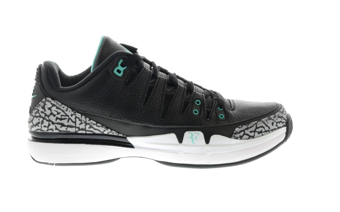 79090f87e836 Sell. or Ask. Size  12. View All Bids. Nike Zoom Vapor AJ3 Atmos Jade