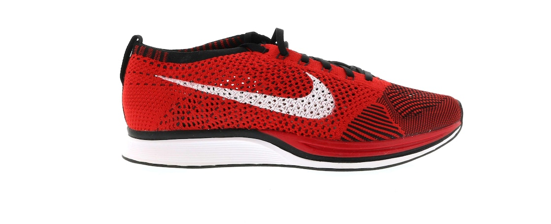 93a14532923b Sell. or Ask. Size 8. View All Bids. Nike Flyknit Racer University Red