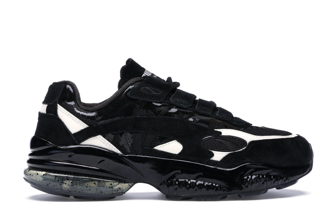 Sell. or Ask. Size  10.5. View All Bids. Puma Cell Bait x Marvel Venom ... ed4c93f35
