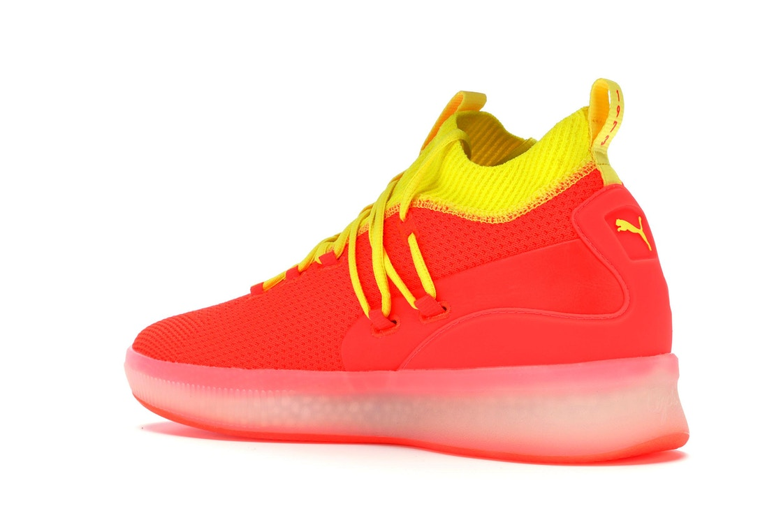 Puma Clyde Court Disrupt Red Blast - 191715-02 82de9e2b0
