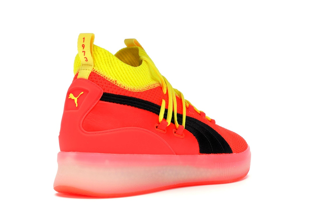 b96a16f041d6 Puma Clyde Court Disrupt Red Blast - 191715-02