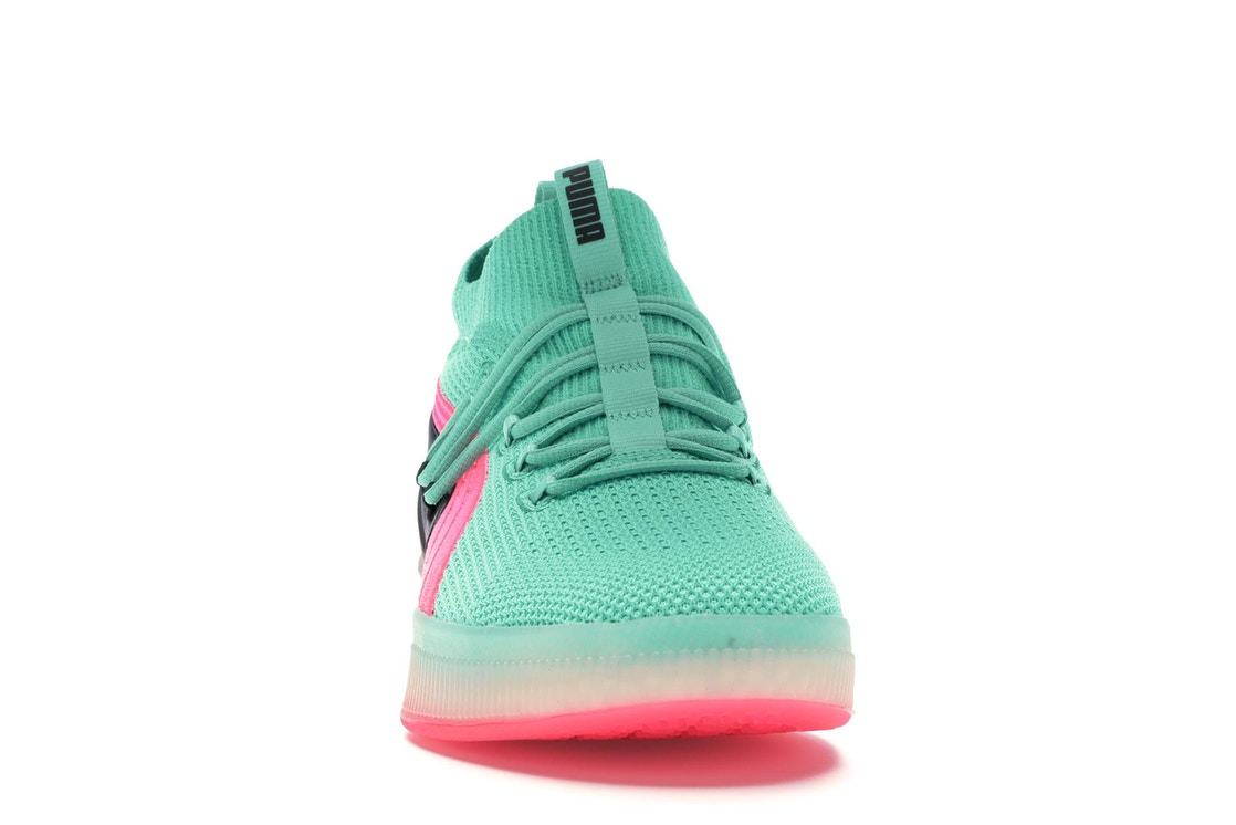 detailed look 3cb83 1b422 Puma Clyde Court Disrupt South Beach