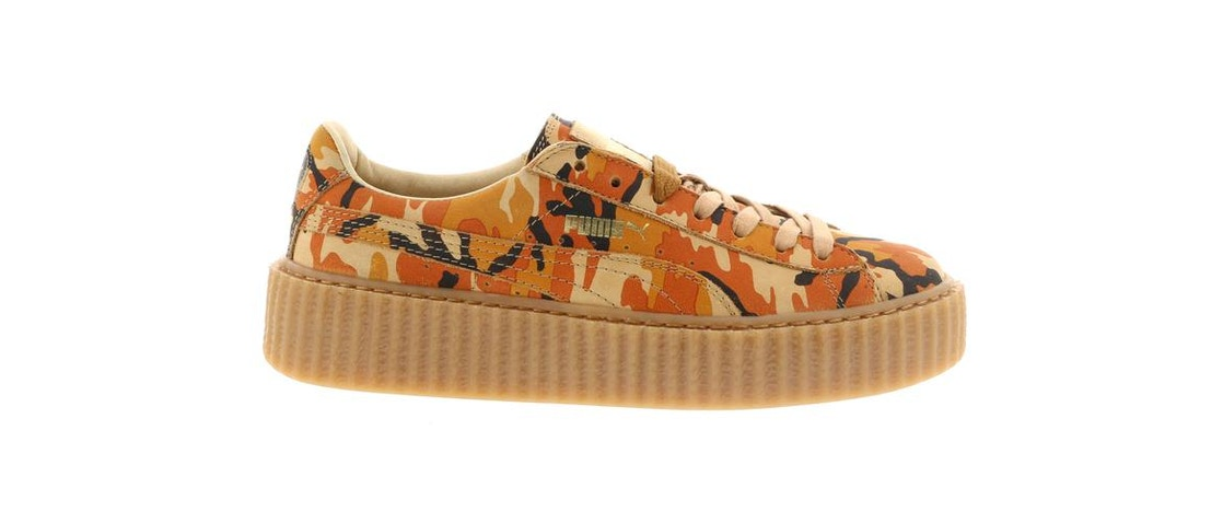 2c66b25569c4c Sell. or Ask. Size: 8.5. View All Bids. Puma Creepers Rihanna Fenty Camo