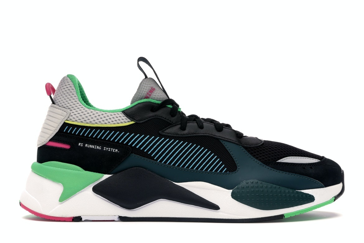 Pre-Owned Puma Rs-x Toys Black In Black