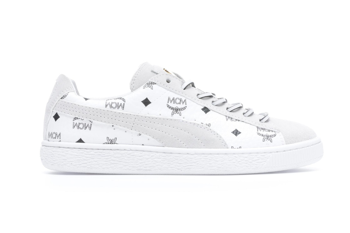 ae170d894407be Sell. or Ask. Size  7.5. View All Bids. Puma Suede Classic MCM (White)