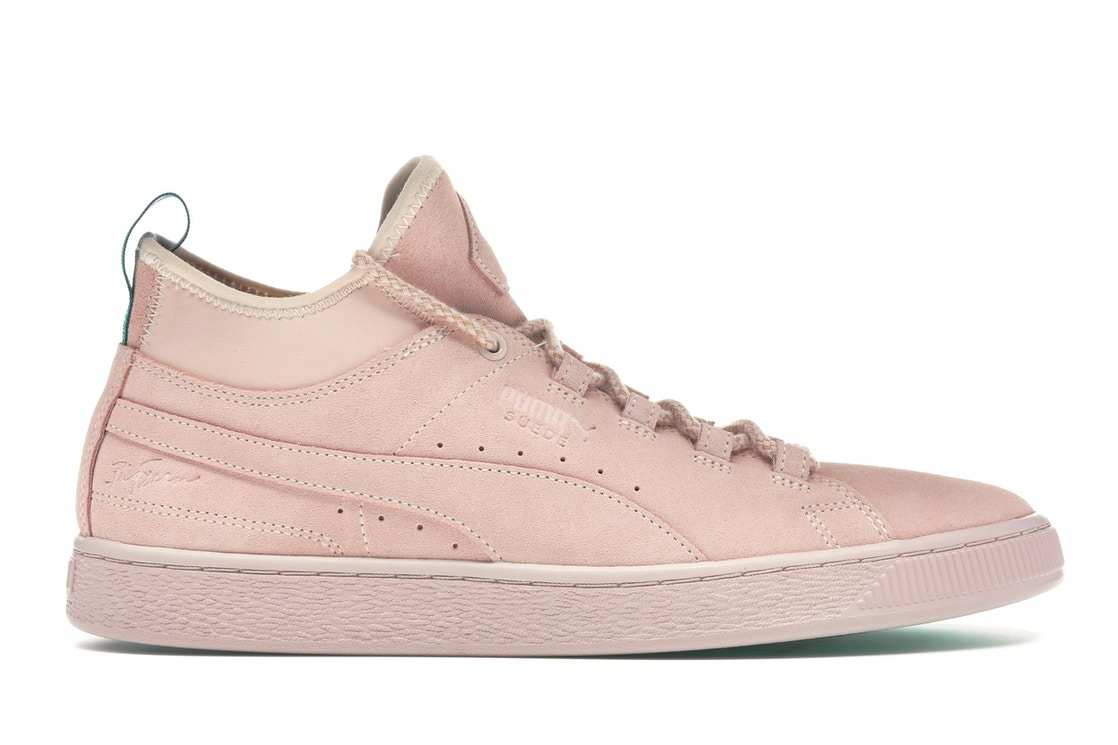 Sell. or Ask. Size  9.5. View All Bids. Puma Suede Mid Big Sean Pink a0cd73320
