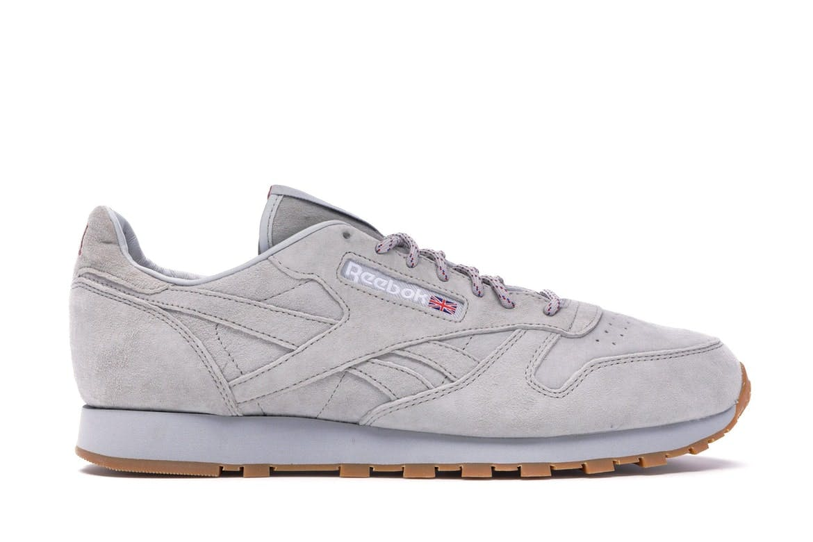 Reebok Classic Leather Kendrick Lamar Red and Blue