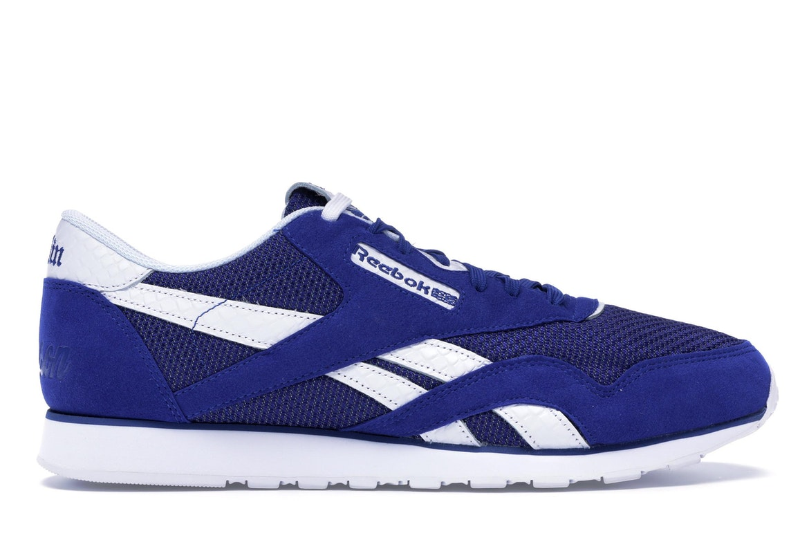 reebok classic shoes blue
