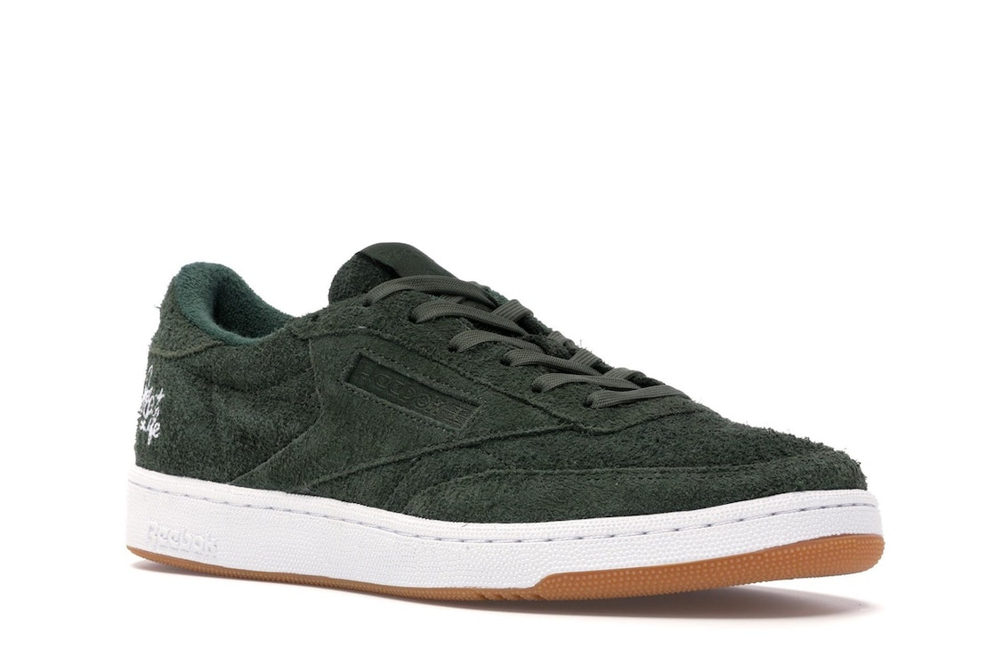 best cheap d6c3a 364ab Reebok Club C Currensy Jet Life - BS7338