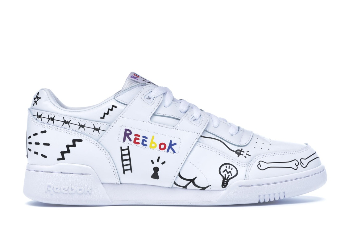 dde2cf1821f Sell. or Ask. Size 9. View All Bids. Reebok Workout Plus Trouble Andrew 3 AM