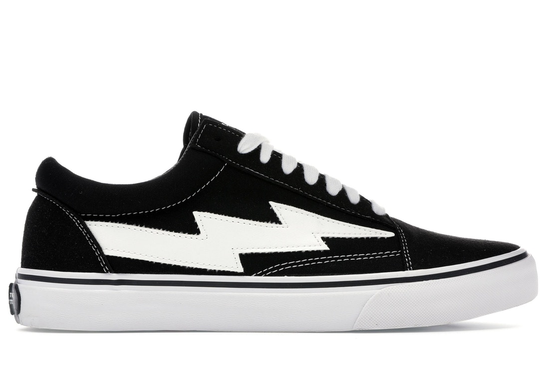 first rate 2a599 add6d Revenge X Storm Low Top Black - RS588977-001