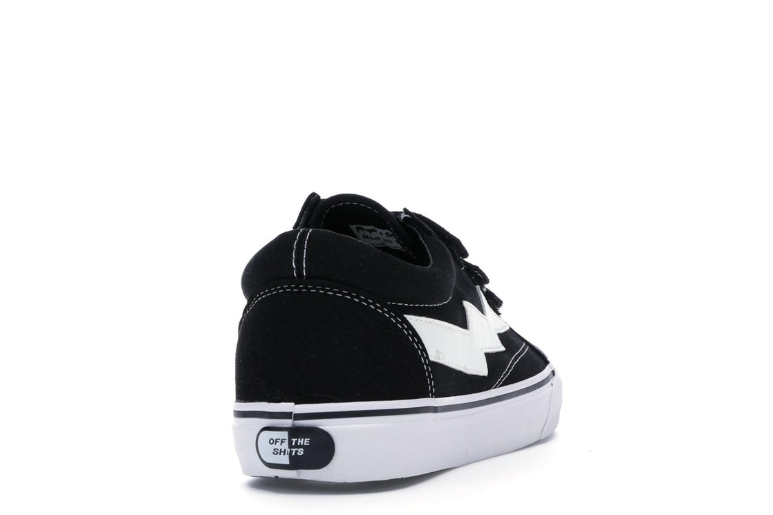 43b2791d73fe Revenge X Storm Low Top Velcro Black - TBD