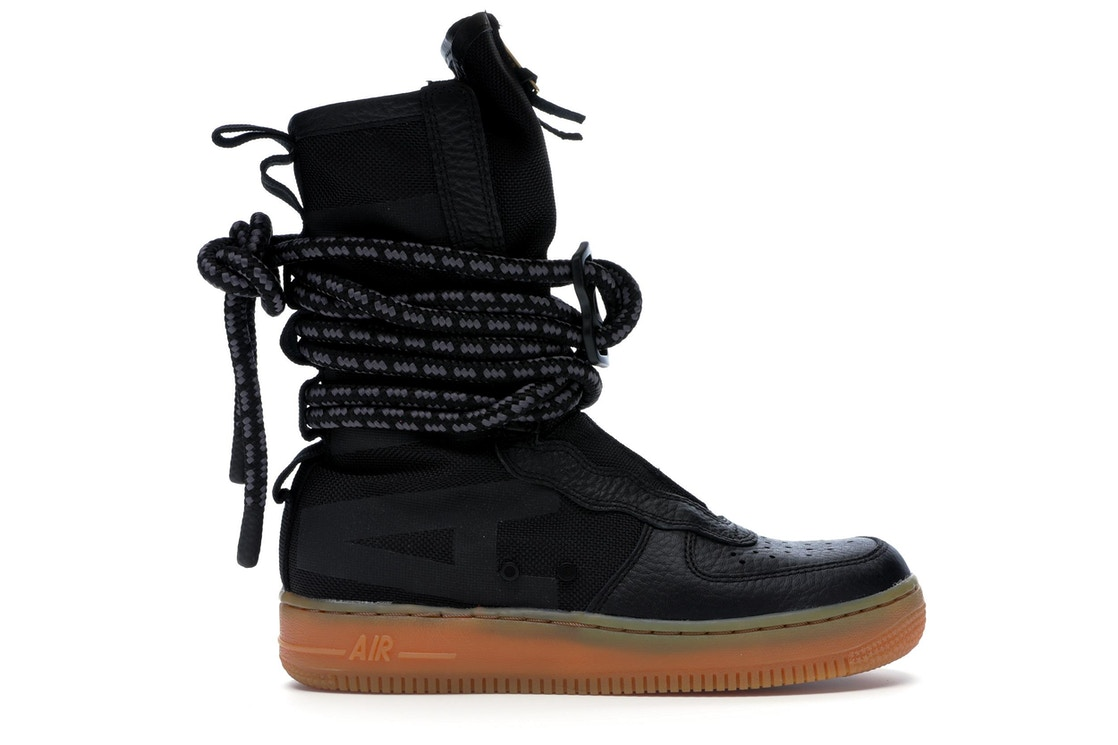 best sneakers b483b 58be5 Sell. or Ask. Size  6.5W. View All Bids. SF Air Force 1 High Black Gum ...