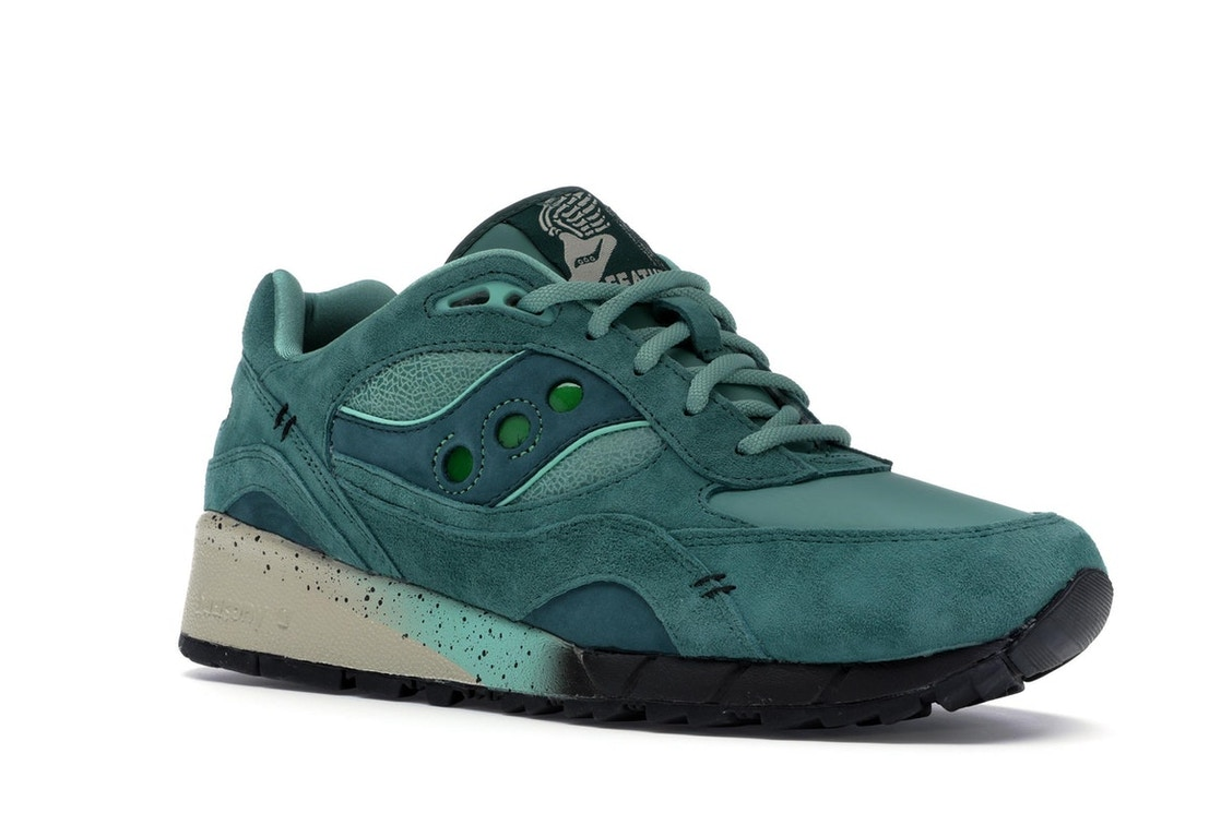 best website 68d26 ad4a0 Saucony Shadow 6000 Feature Living Fossil