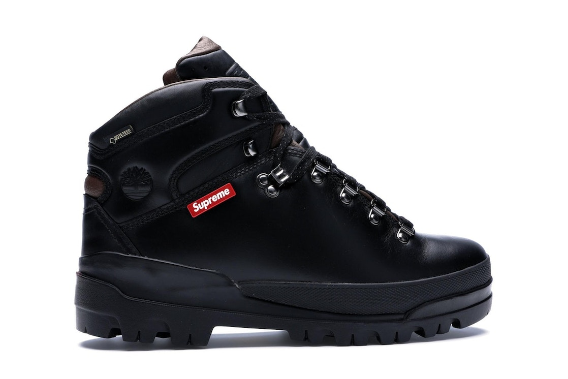 62727ec4d4b0 Timberland World Hiker Front Country Boot Supreme Black - TB0A1U4E001