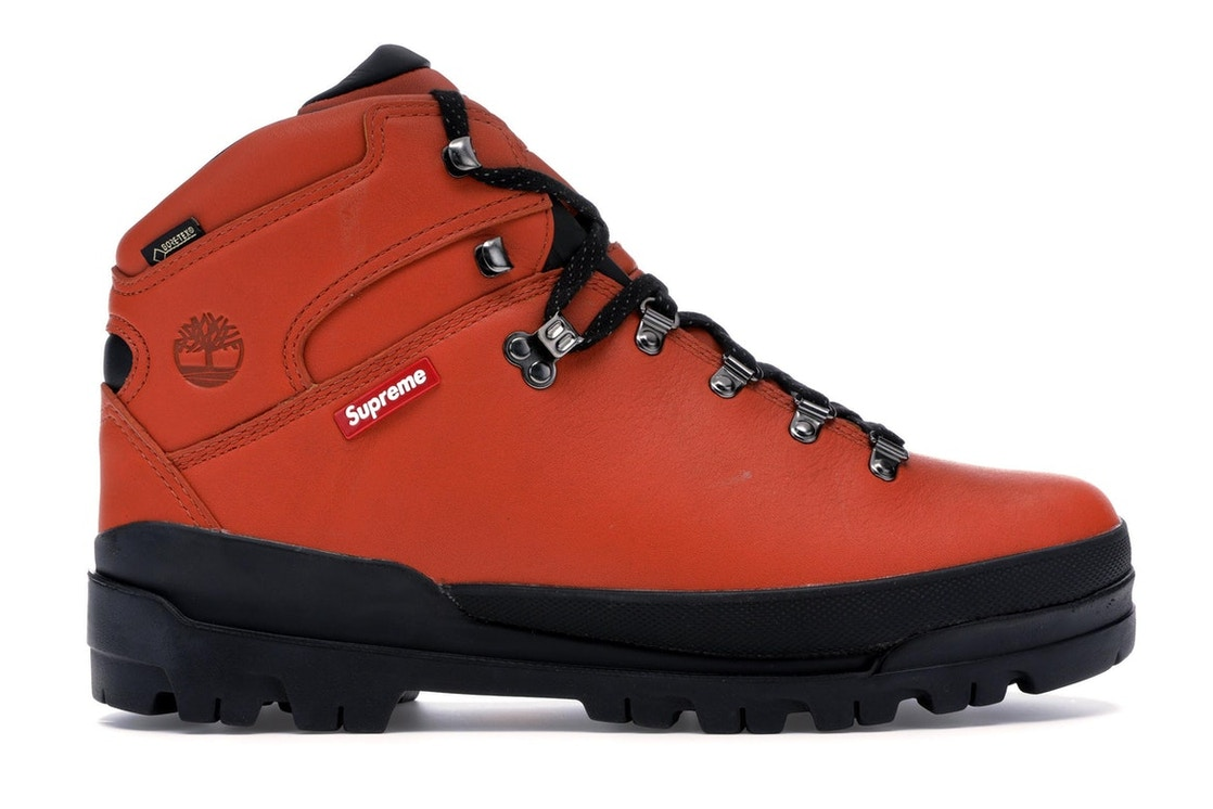 super popular d436a bc835 Timberland World Hiker Front Country Boot Supreme Orange - undefined