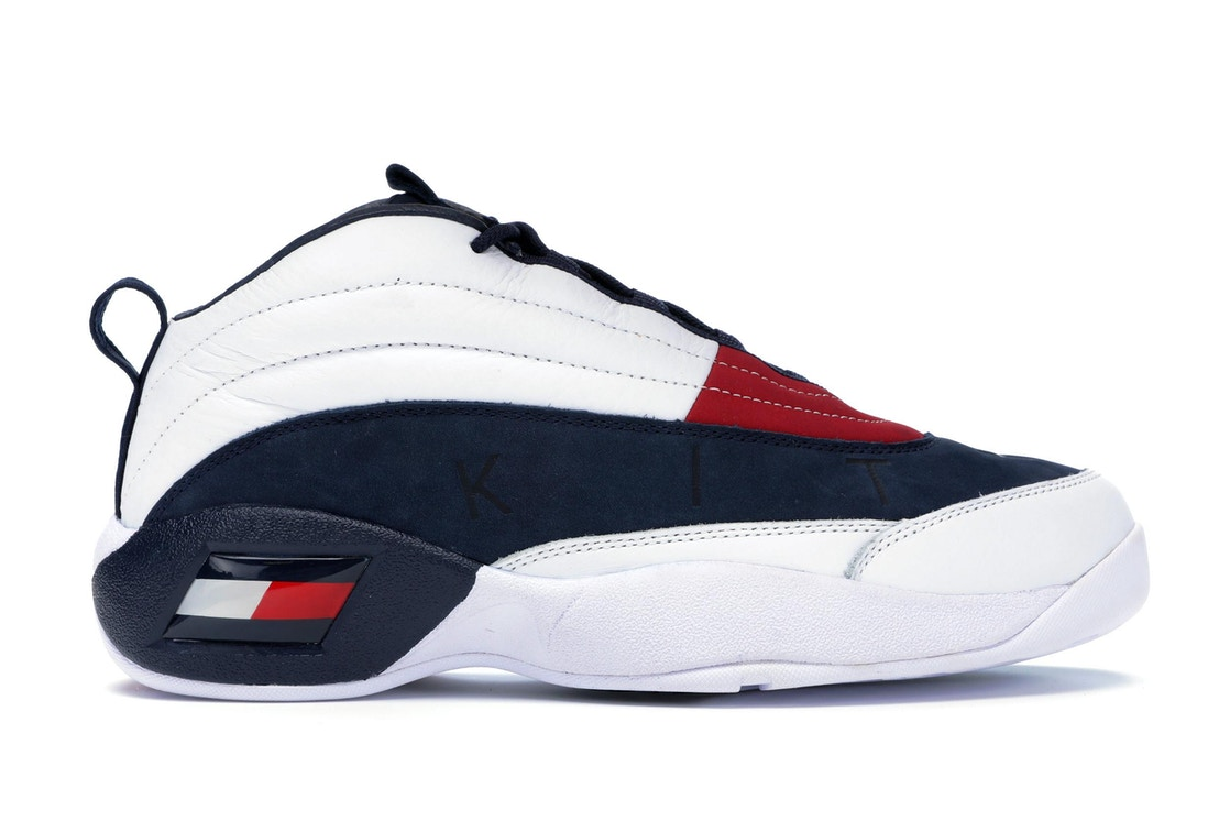 a4b3e9e54e308 Sell. or Ask. Size  11. View All Bids. Tommy Hilfiger Skew Lux Basketball  Sneaker Kith White