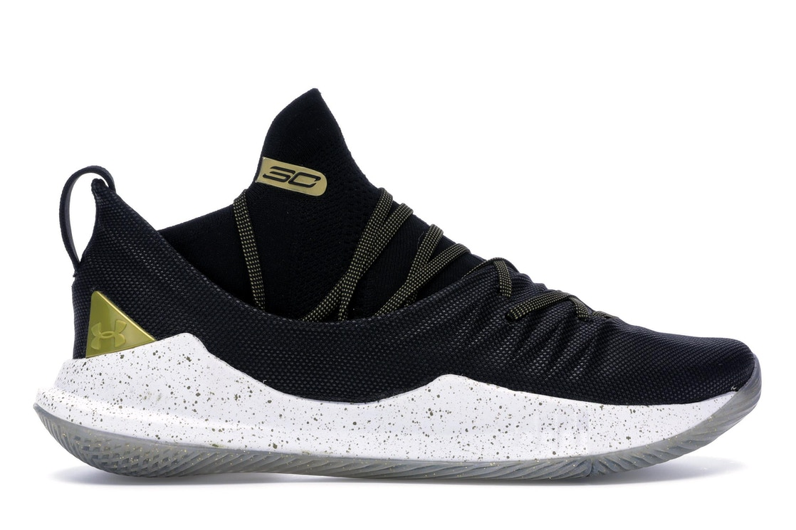 b2ddff8fe466c Sell. or Ask. Size: 10. View All Bids. Under Armour Curry 5 Black Gold