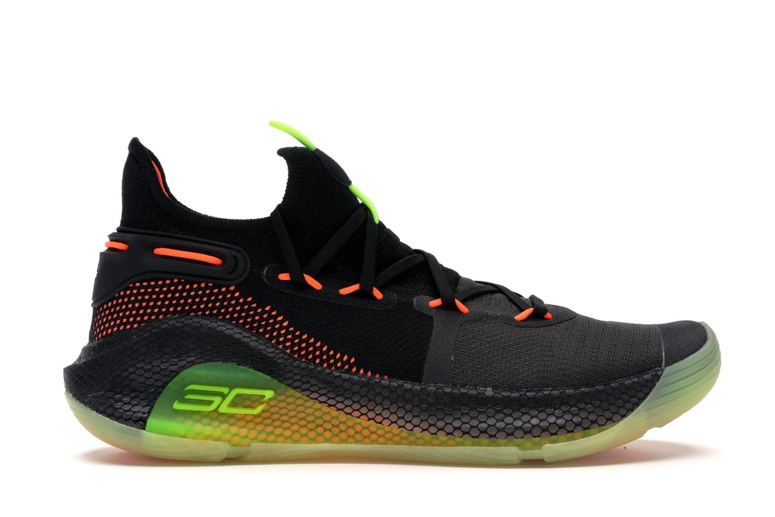 171fd29c Under Armour Curry 6 Fox Theatre - 3020612-004