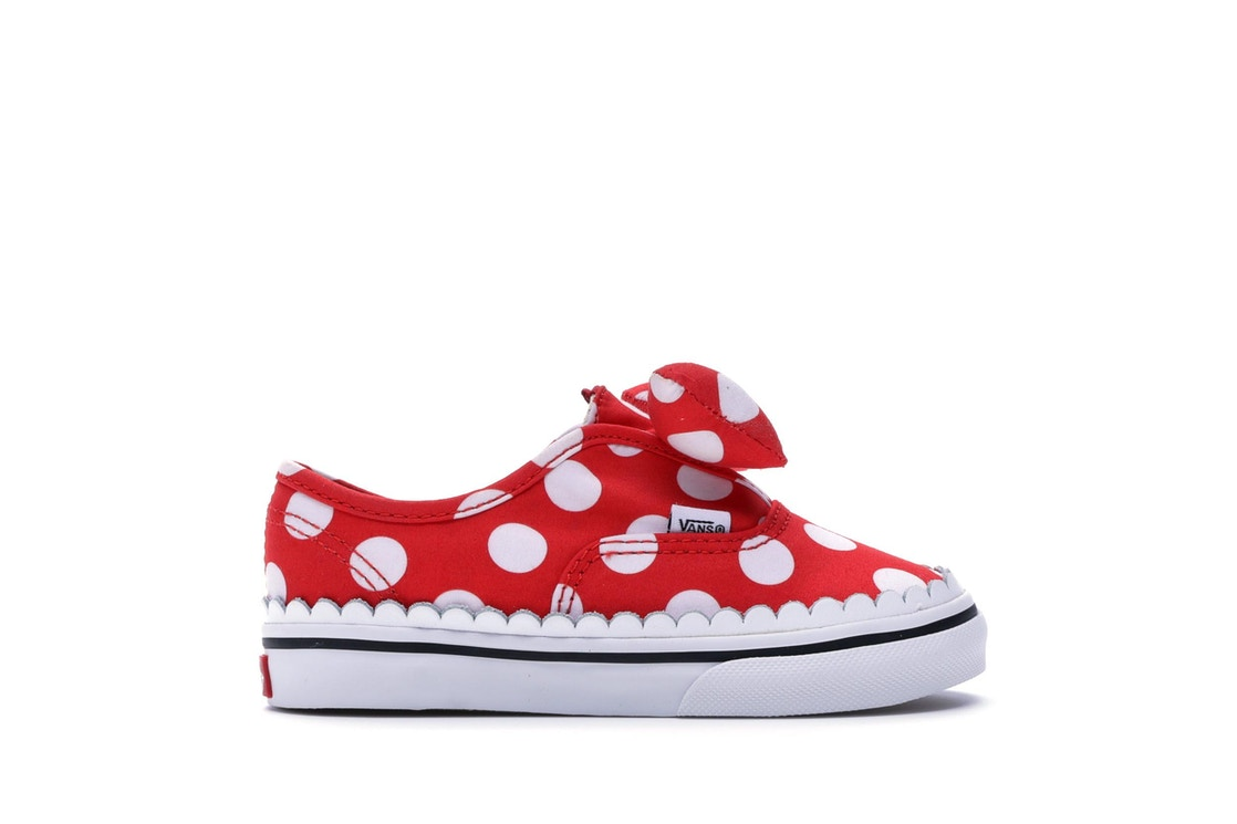 0999d8fdad0 Sell. or Ask. Size 6. View All Bids. Vans Authentic Gore Disney Minnie  Mouse Bow ...