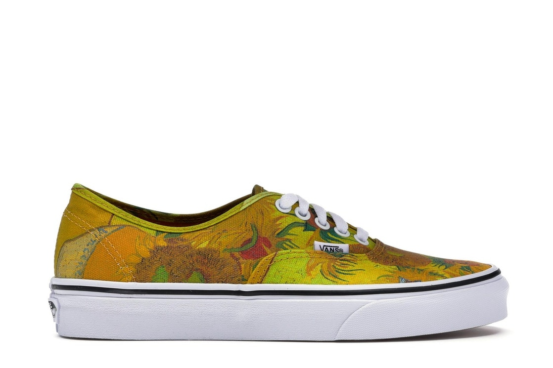 229b8b7cd34a Sell. or Ask. Size  10.5W. View All Bids. Vans Authentic Van Gogh Sunflowers  ...