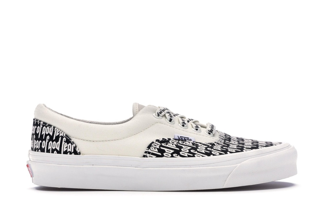 7dc5ed7c Sell. or Ask. Size: 9.5. View All Bids. Vans Era 95 DX Fear of God White  Black