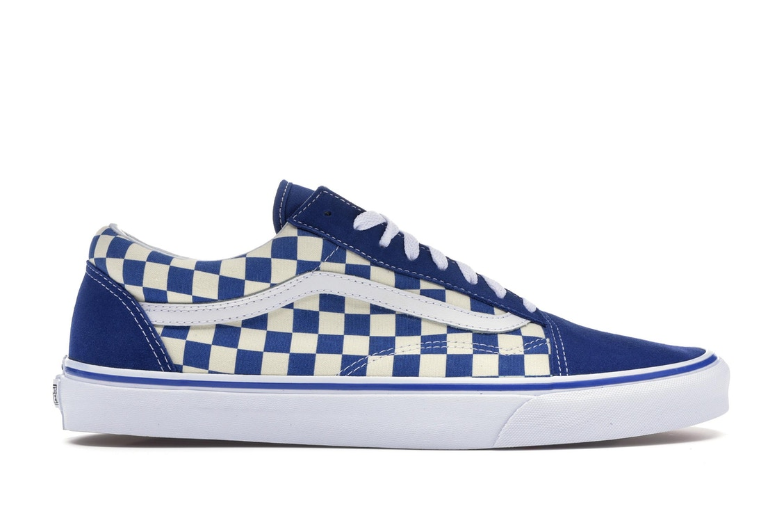 c94eea24e3f21 Sell. or Ask. Size: 15. View All Bids. Vans Old Skool Blue Checkerboard