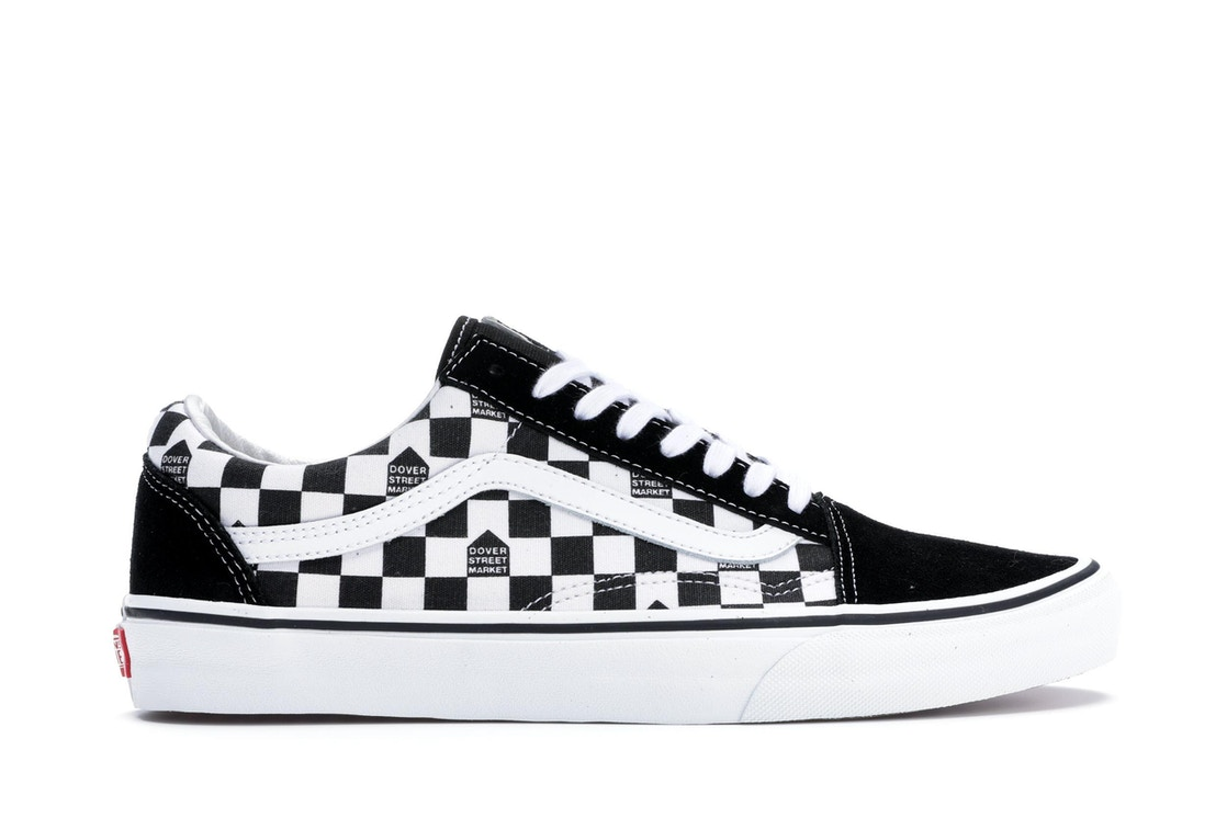 Sell. or Ask. Size  10. View All Bids. Vans Old Skool DSM Checkerboard  Black White c09432a4d