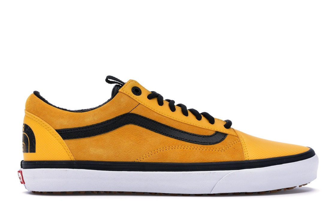 be0d536f906763 Vans Old Skool MTE DX The North Face Yellow - VA348GQWI