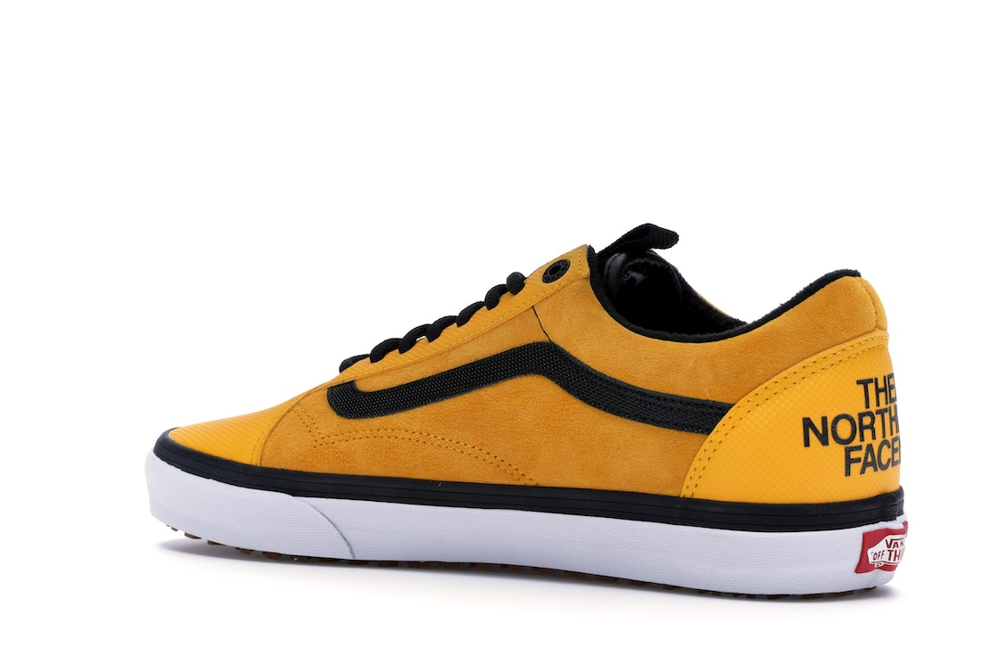 Vans Old Skool MTE DX The North Face Yellow - VA348GQWI 5f18fe4bd