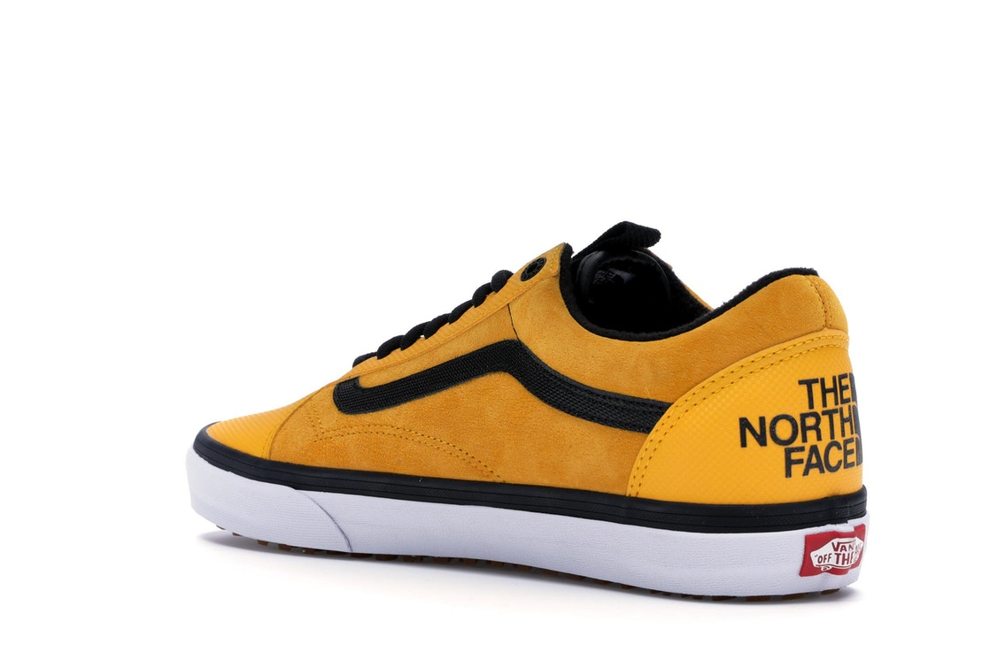 028f73bc81 Vans Old Skool MTE DX The North Face Yellow - VA348GQWI