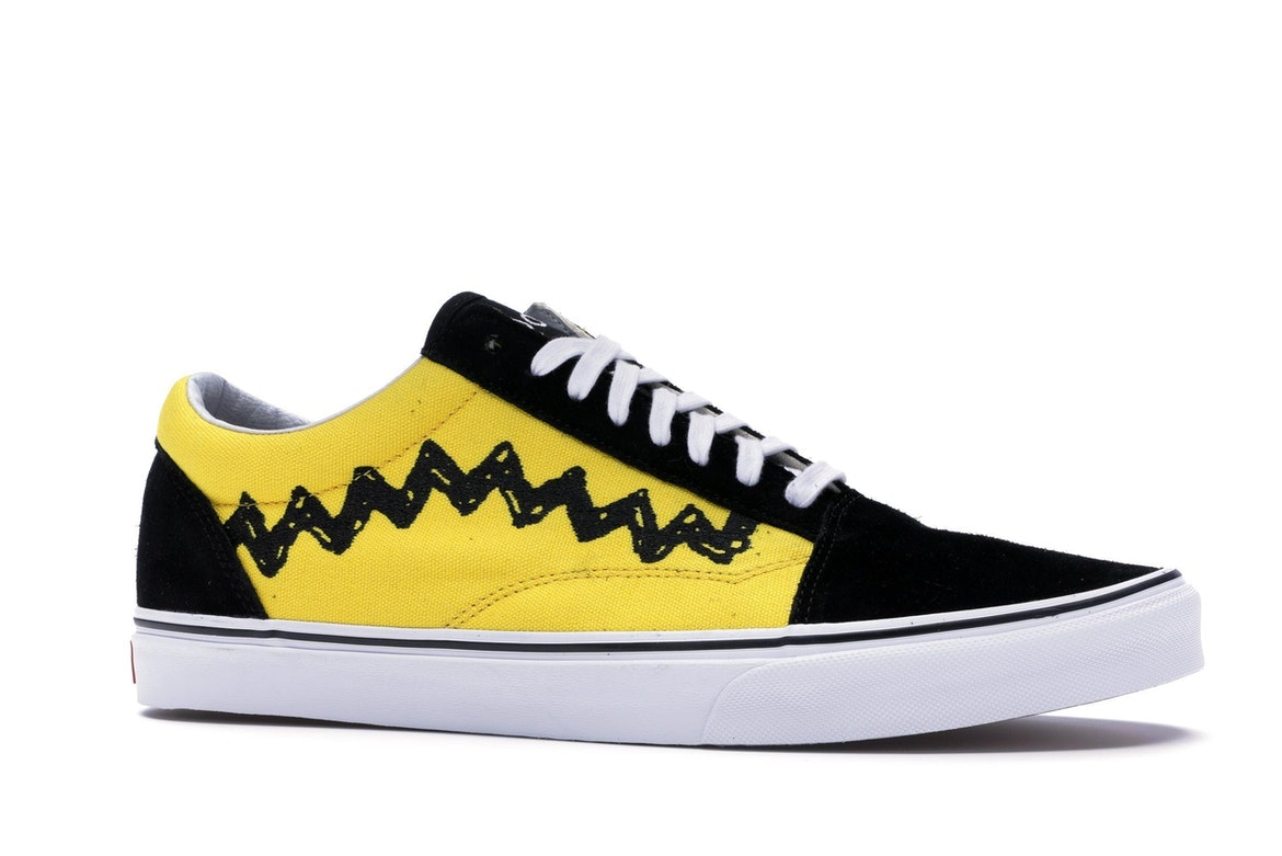vans peanuts old skool